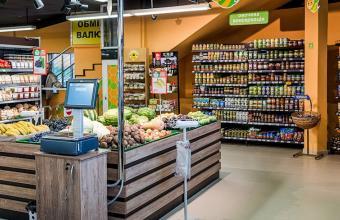 Автоматизация магазина продуктов