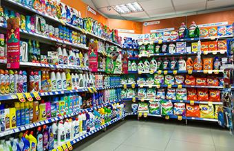 Автоматизация магазина бытовой химии