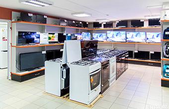 Автоматизация магазина бытовой техники