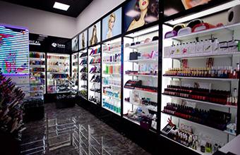 Автоматизация магазина косметики и парфюмерии